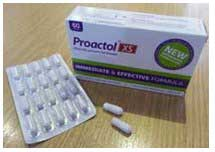 Cuánta grasa aglutina Proactol XS