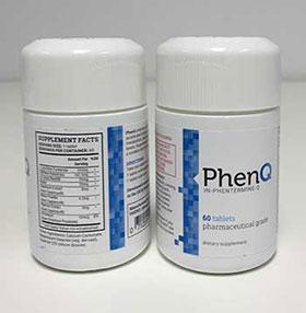 Phen Q puede quemar grasa, bloquear la grasa y suprimir el apetito
