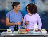 Oprah habla sobre el Acai