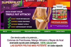 Superfruit Slim Spain La página Web oficial