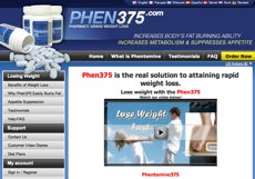 Phen375 oficial website