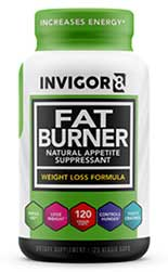 INVIGOR8 Fat Burner